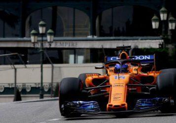 McLaren 2018