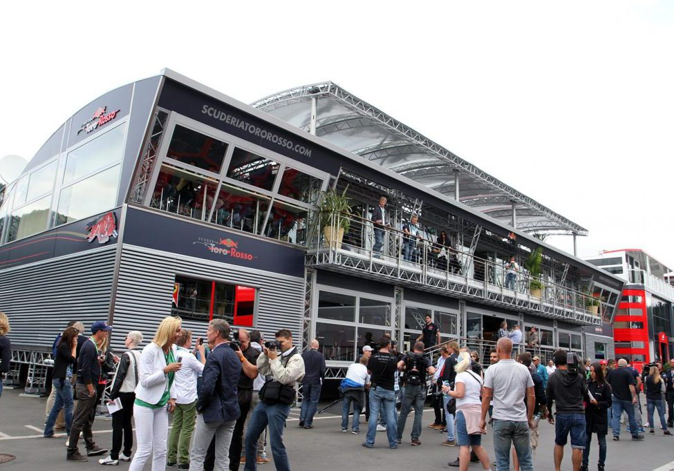 Red Bull Energy Station Impressionen 1 (c) Maier