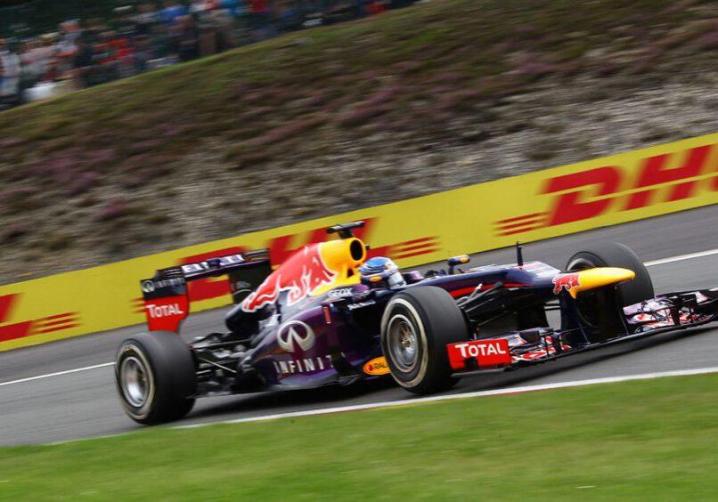 F1 GP of Belgium, Spa Francorchamps 23.- 25. Aug 2013