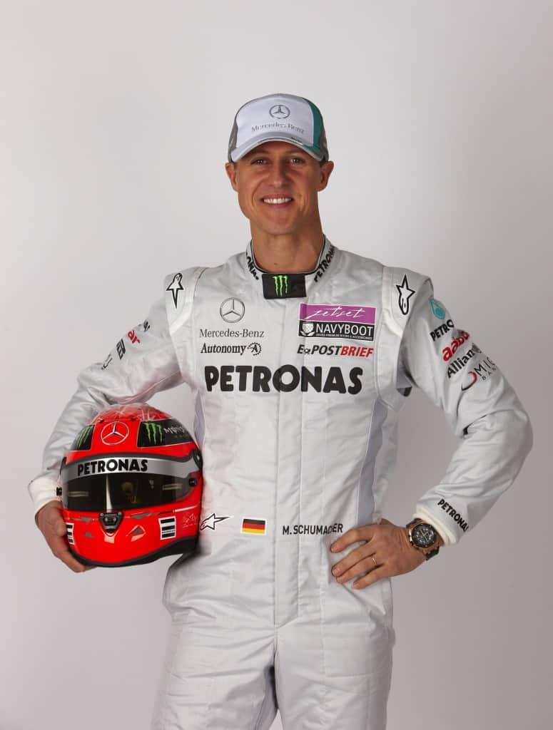 Michael Schumacher Koma