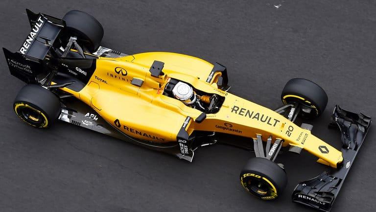 F1 Platzierung