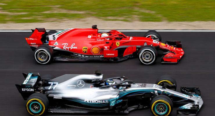 Formel 1 Ausstrahlung