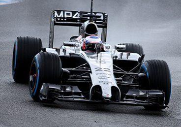MP4-29, (c) McLaren Press