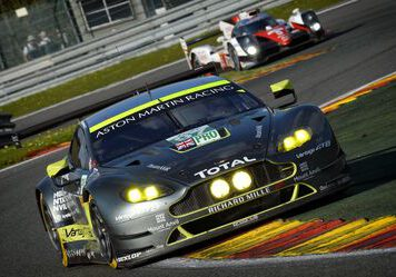 AUTO - WEC 6 HOURS OF SPA 2016