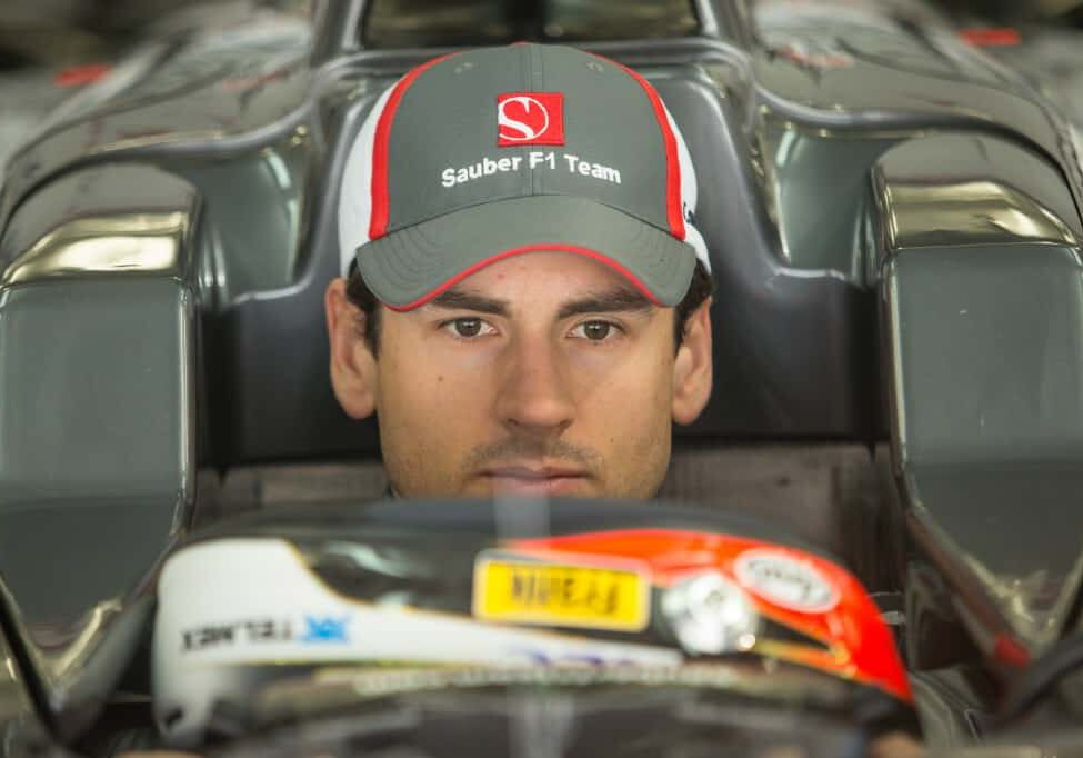 Adria Sutil_Sauber F1 Team