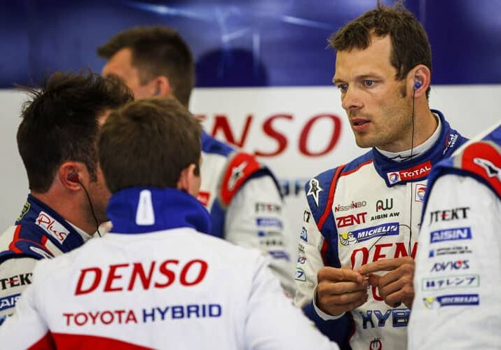 WURZ Alexander (AUT) Toyota Ts 040 Hybrid Lmp1 H Team Toyota Racing , portrait during the 2014 FIA WEC World Endurance Championship, 6 Hours of Spa from May 2 to 3, 2014 at Spa Francorchamps circuit, Belgium. Photo Florent Gooden / DPPI