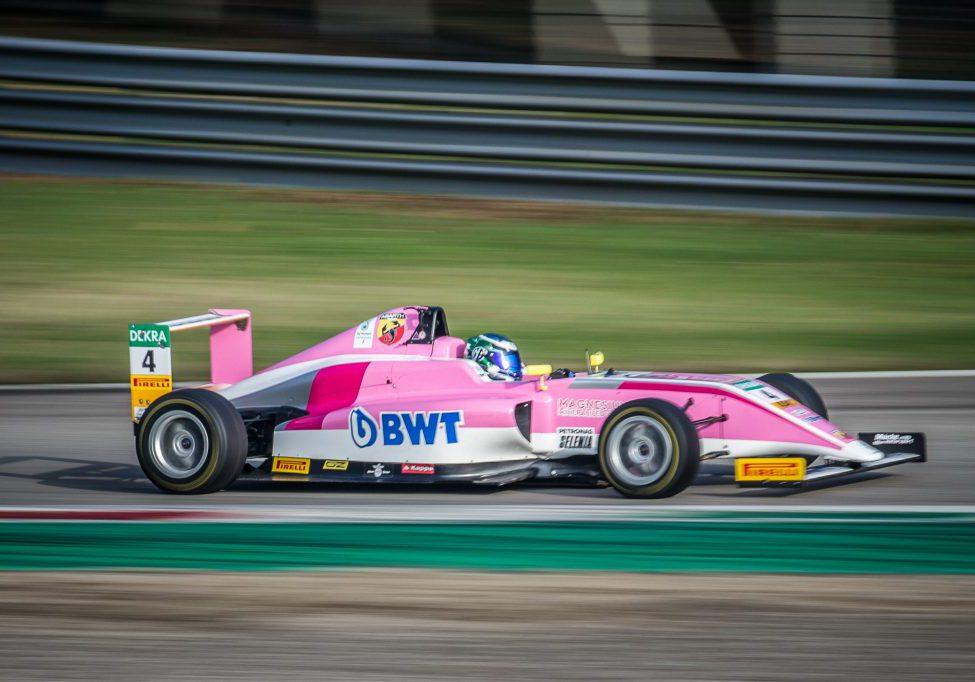 F4 Test Monza Nico Gruber 1118
