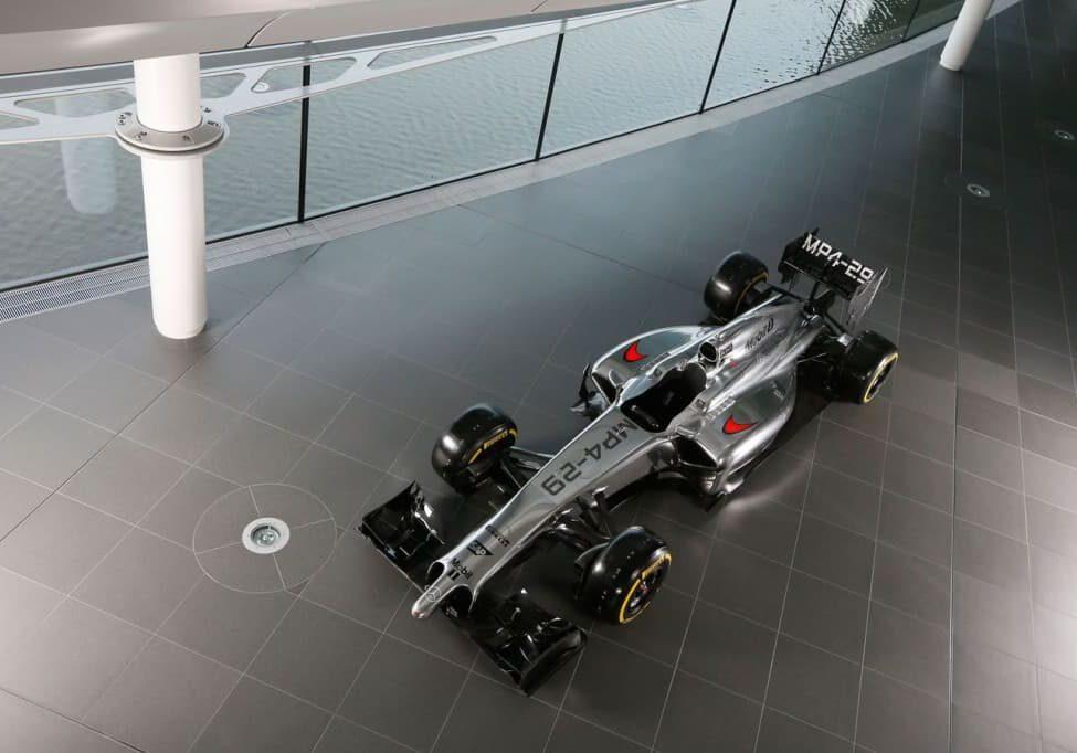 McLaren MP4-29, (c) McLaren Press