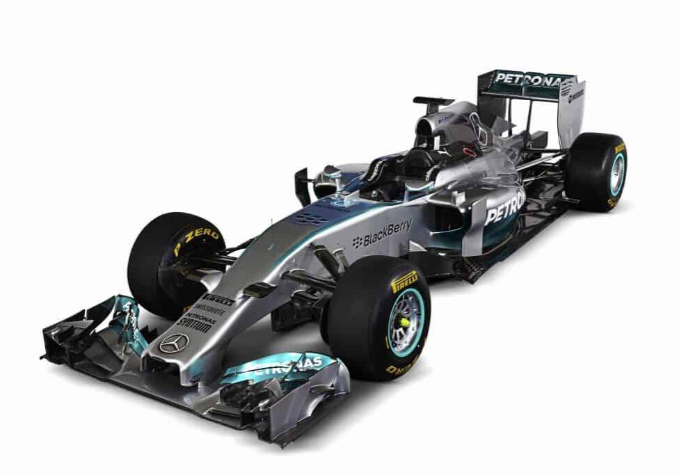 F1 W05, (c) Mercedes F1 Press Office