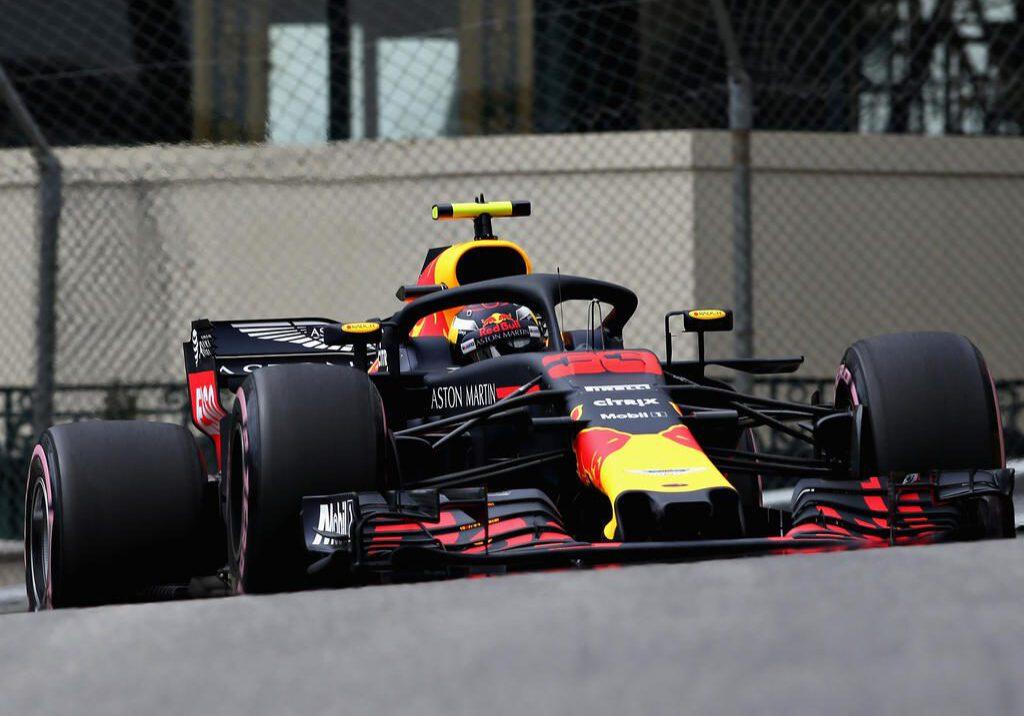 Verstappen Monaco
